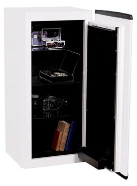 coffre fort design fichet bauche carena laqu blanc. Black Bedroom Furniture Sets. Home Design Ideas