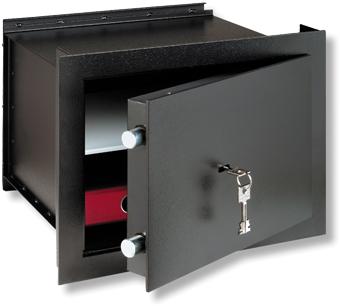 coffre emmurer burgw chter cws 350 coffre encastrable. Black Bedroom Furniture Sets. Home Design Ideas